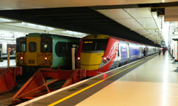 Southern and Gatwick Express Londres