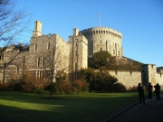 Castillo de Windsor - trabajo en londres-